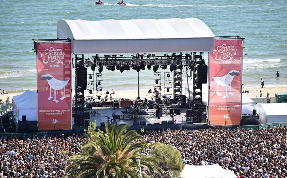 About St Kilda Festival
