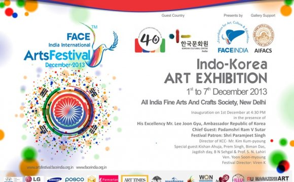 FACE India International Arts