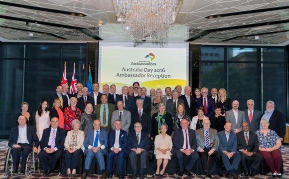 2016 Australia Day Ambassador