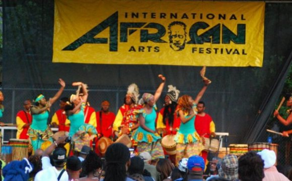 International African Arts