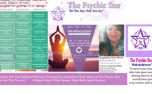Mind Body Spirit Festival