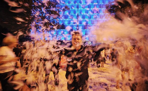 PIAF 2012: Place des Anges and