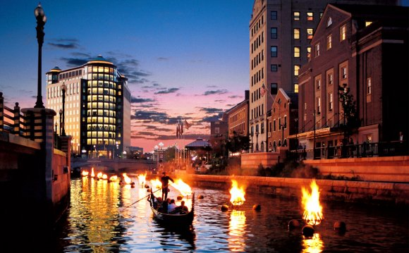 EXPLORE AMERICA: WaterFire
