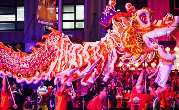 Chinese New Year Free Events