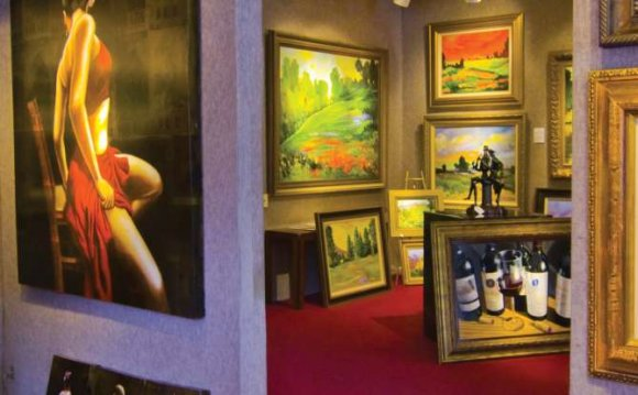 Art Galleries in