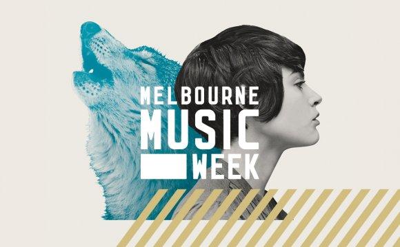 At Melbourne Music Week