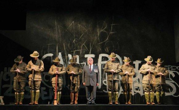 PIAF marks Anzac centenary