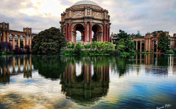 Palace of Fine Arts SF, CA