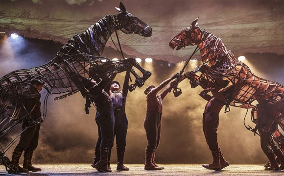 Chinese Version War Horse by