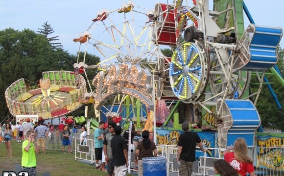 The Mount Carmel Festival in