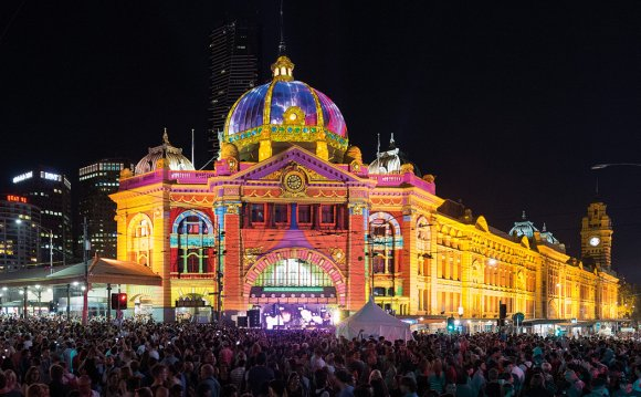 Events in Melbourne 2014