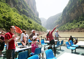 Three Gorges Cruise, Hubei
