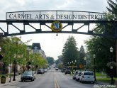 Carmel Indiana Arts District