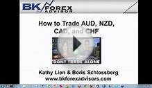 2012-07-26 How to Trade AUD, NZD, CAD, CHF