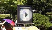 Carmel Art Festival 2012 - Quick Draw Display