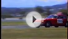 Classic Sports Cars Racing New Zealand 1992