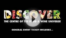 Good Food Wine Entry Ticket Includes