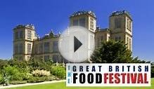 Great British Food Festival - Derbyshire 2016