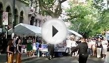 Lebanese Festival in Brooklyn Heights, NYC