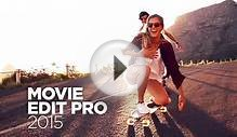 MAGIX Movie Edit Pro 2015 (INT) - Movie Editing Software