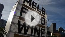Melbourne Food and Wine