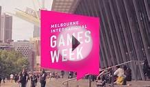 Melbourne International Games Week 2015