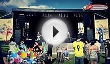 Melbourne´s Moomba Festival 2014 / Music and Dance with