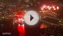 New Year celebrations: New Zealand and Australia welcome