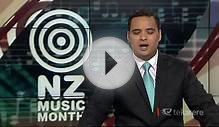 NZ Music Month kick off