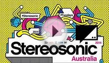 Stereosonic Festival Tickets - Lineup 2014