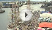 Tall Ships in Belfast: City set for maritime festival