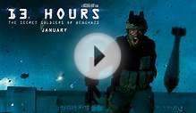Win tickets to the Melbourne preview screening of 13 Hours