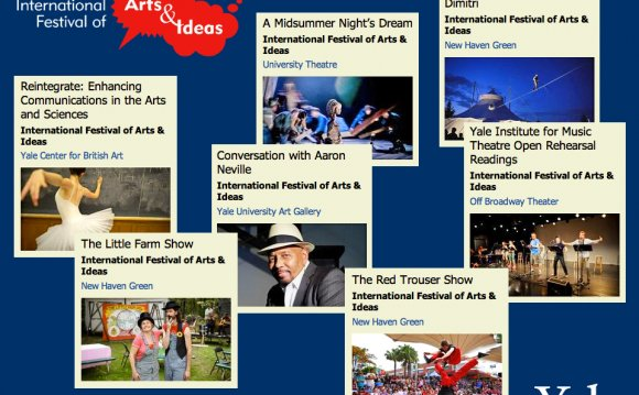 International Festival of Arts and Ideas